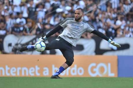 Everson acredita que Santos não terá vida fácil no Brasileiro (Ivan Storti/Santos)