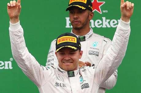 """Nico Rosberg diz que Bottas é muito """"tranquilo"""" para derrotar Hamilton"""