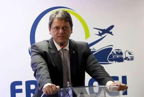 Ministro daInfraestrutura, Tarcísio Gomes de Freitas, vai se reunir com a categoria.
