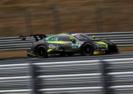 Pietro Fittipaldi tem bom início nos treinos da DTM na Holanda com a sexta posição