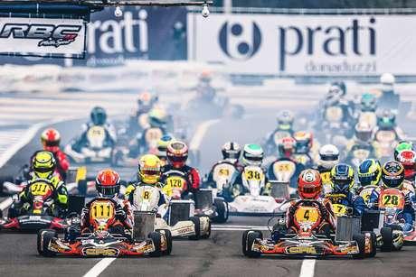 Brasileiro de Kart terá finais neste sábado