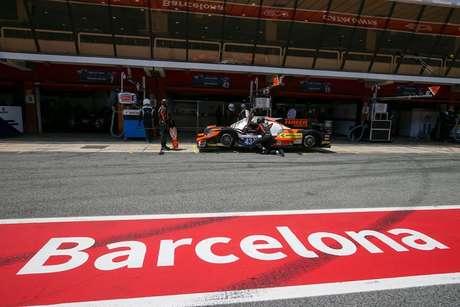 ELMS: meta de Senna é o top 5 em Barcelona