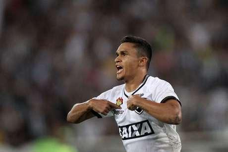 Erik chegou ao Botafogo em agosto de 2018 (Foto: Vítor Silva/SS Press/Botafogo)
