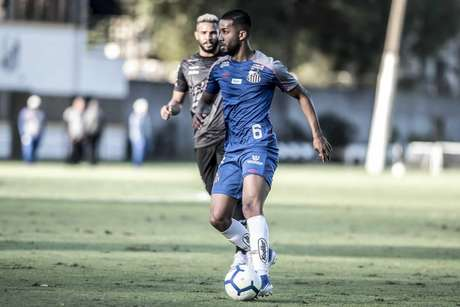 Santos fará o terceiro jogo-treino em um intervalo de um mês (Ivan Storti/Santos)