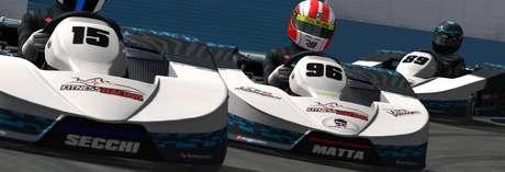 F1BC: Fast Lap Kart Series tem vitória dupla de Rafael Matta em Cascavel