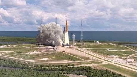 O plano inicial era ir à Lua até 2028, mas o prazo foi adiantado para 2024