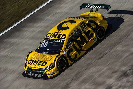 Felipe Fraga larga na terceira fila pela Cimed Racing e prevê disputa acirrada pela vitória no Sul