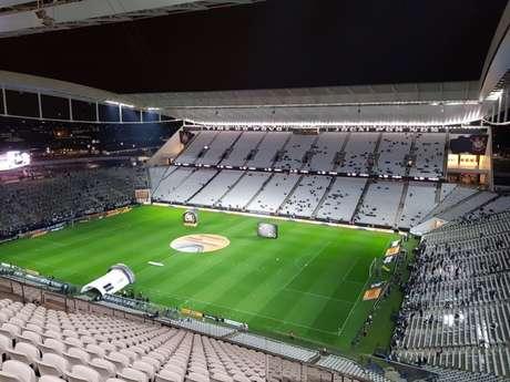 Corinthians enfrentará o Goiás em uma quarta-feira (FOTO: Guilherme Amaro)