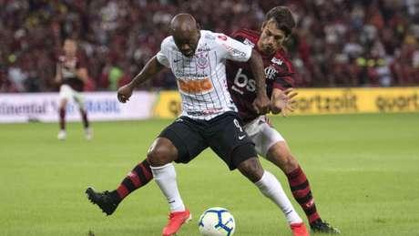 Na última vez que se enfrentaram, melhor para o Flamengo (DELMIRO JUNIOR/PHOTO PREMIUM)