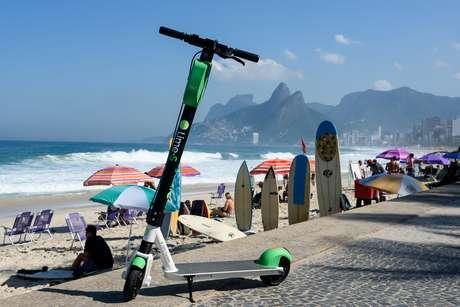 A empresa americana de compartilhamento de patinetes Lime quer utilizar sua expertise mundial para ganhar mercado no Brasil