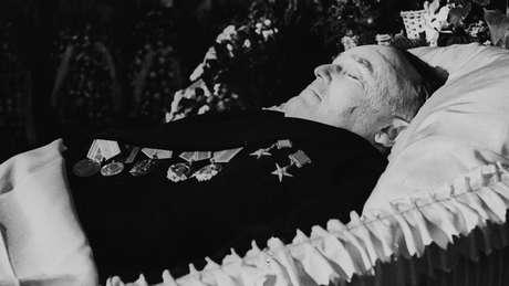 A morte de Sergei Korolev foi um golpe para o programa espacial soviético