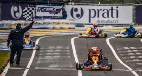 Brasileiro de Kart-Pratti Donaduzzi fechou primeira fase com disputas eletrizantes