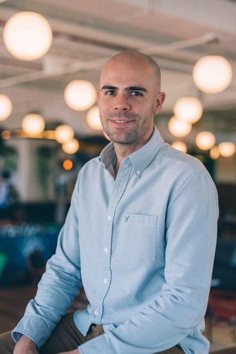 O gerente sênior de desenvolvimento de negócios do eBay para a América Latina, Xavier Aguirre