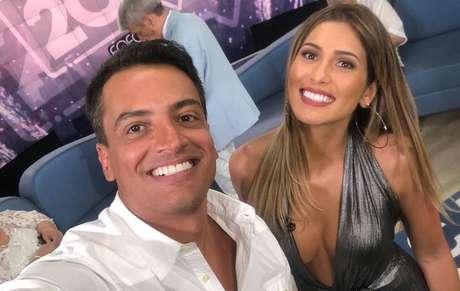 Leo Dias e Livia Andrade