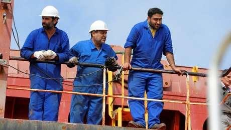 Navios vão transportar 100 toneladas de milho para o país islâmico
