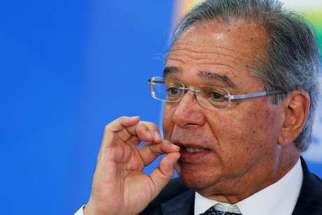Ministro Paulo Guedes 16/07/2019 REUTERS/Adriano Machado