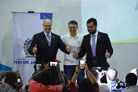 Projeto foi autorizado pelo governador do Estado do Rio de Janeiro, Wilson Witzel (Foto: Reynaldo Felix)