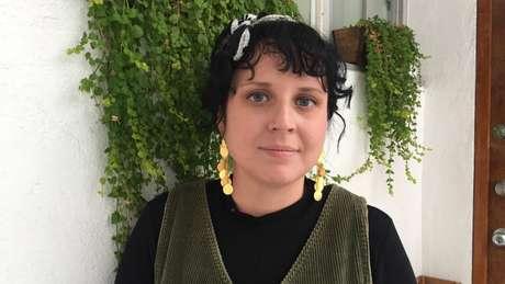 'Todos nós temos o direito de migrar. Alguns querem ir (para os EUA), outros querem sair de lá', diz Natalie Baur