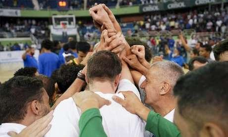 Seleção brasileira de basquete iniciou em Anápolis (GO) a preparação para o Mundial que acontece na China em agosto