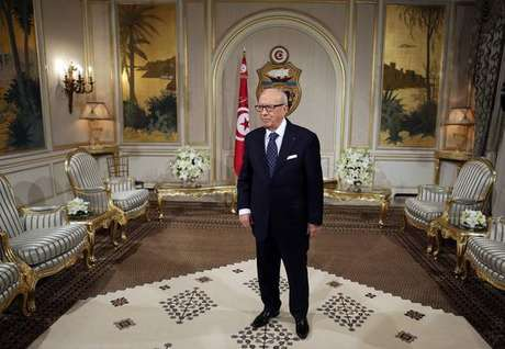 Presidente da Tunísia Beji Caid Essebsi morre aos 92 anos