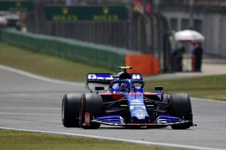 Toro Rosso quer manter sua dupla de pilotos para 2020
