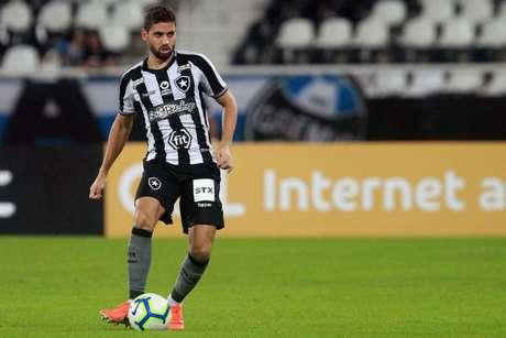 Gabriel é zagueiro do Botafogo (Foto: Vítor Silva/Botafogo)