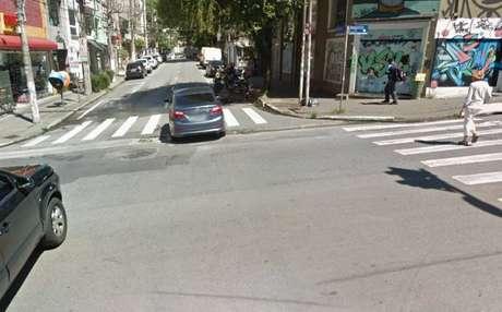 Atropelamento aconteceu no cruzamento da Rua Augusta com a Alameda Franca