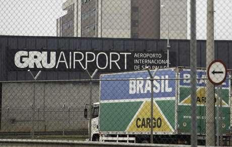 Material foi roubado no aeroporto de Guarulhos