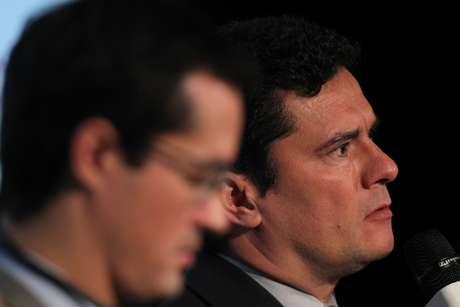 Sérgio Moro e Deltan Dellagnol