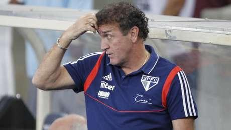 Cuca passou a ser o terceiro técnico com mais vitórias no Brasileiro desde 1971 (Foto: Paulo Sergio/Agencia F8)