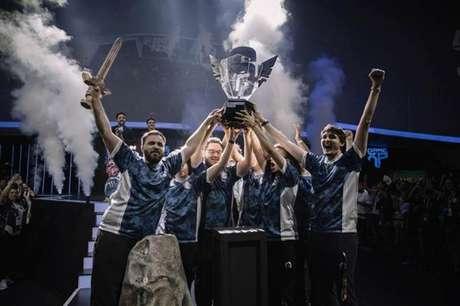 Team Liquid conquista o título do Brasileirão de Rainbow Six 2019 (Foto: Divulgação)