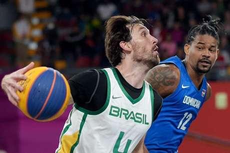 Brasil perde para a República Dominicana no Pan.