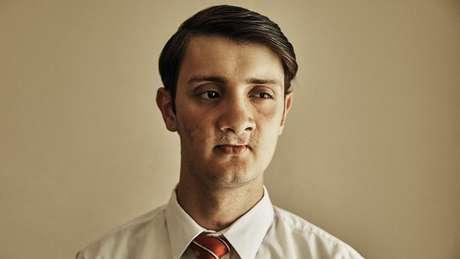 Retrato de Waleed Khan