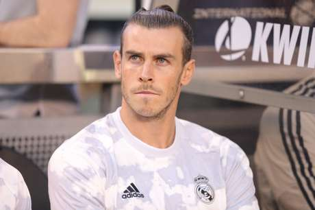 Gareth Bale, do Real Madrid 26/07/2019 Brad Penner-USA TODAY Sports