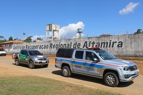 Presos de Altamira foram mortos durante transferência para Belém