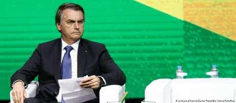 """""""Se o presidente da OAB quiser saber como o pai dele desapareceu no período militar, conto pra ele"""", disse Bolsonaro"""