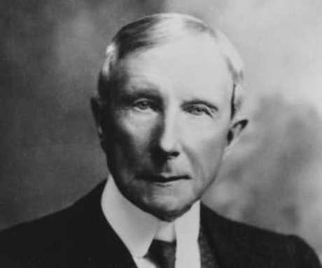 J.D.Rockefeller (1839-1937)