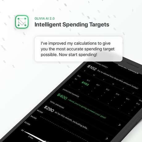 Olivia é um app que pretende se tornar parte do planejamento financeiro das pessoas