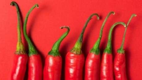Refeições com pimenta reduzem funções da memória e da aprendizagem - Foto: Shutterstock