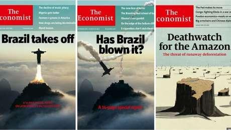 Brasil ganhou novamente destaque no noticiário internacional, mas sendo retratado como principal ameaça aos esforços globais de combate ao aquecimento global