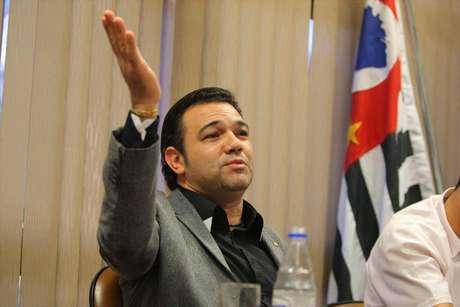 O deputado federal e pastor evangélico, Marco Feliciano