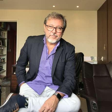O psicanalista e psiquiatra Marcelo Veras é membro da Associação Mundial de Psicanálise e da Escola Brasileira de Psicanálise