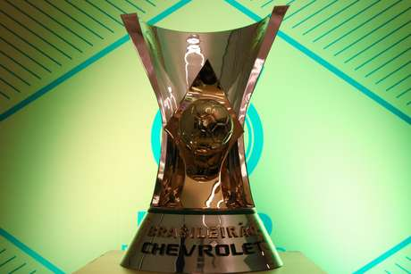 Troféu do Campeonato Brasileiro.