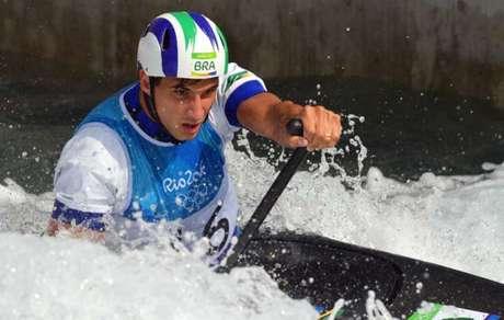 Canoagem - Felipe Borges (Foto: AFP)