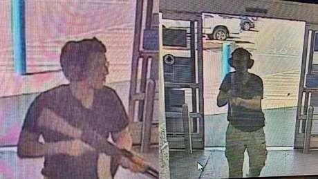 Conforme a imprensa americana, suspeito seria Patrick Crusius, de 21 anos