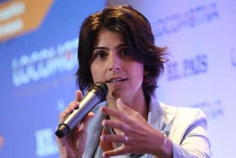Imagem de arquivo de Manuela D'ávila