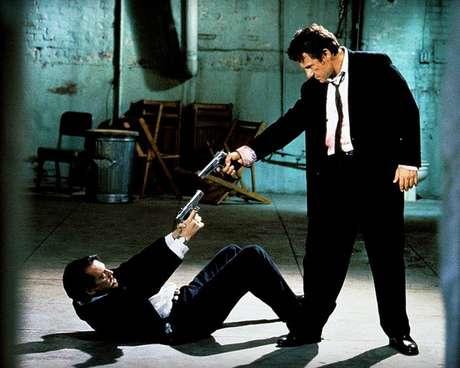 1992.A explosão de Quentin Tarantino com'Cães de Aluguel'no Festival de Cannes. O repórter do 'Estado' faz com ele sua primeira entrevista para o Brasil