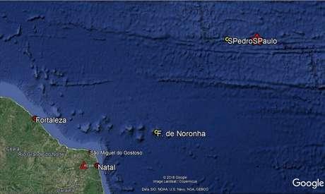Tremor de 5,8 foi registrado no Oceano Atlântico