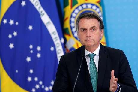 Presidente Jair Bolsonaro volta a falar em reeleição