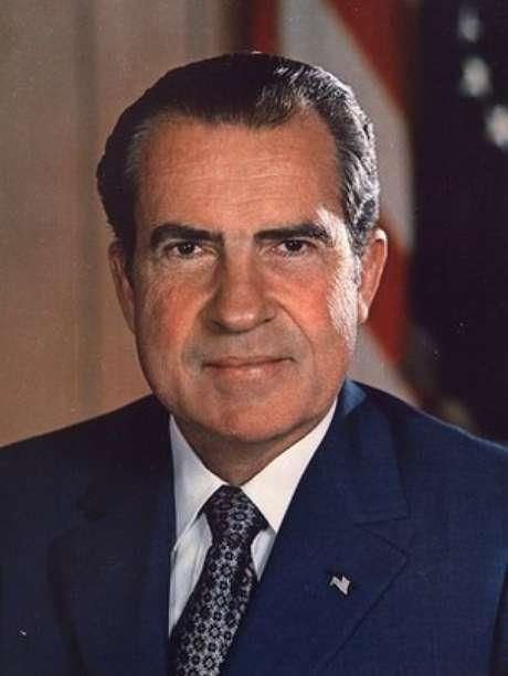Richard Nixon assinou a lei tornando o Dia dos Pais permanente nos EUA